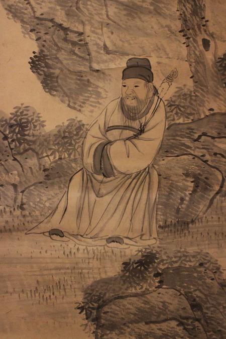 林閬苑筆唐人物図3