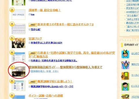 20110115blogranking