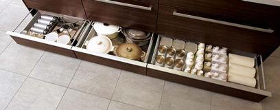 食器棚-引き出し