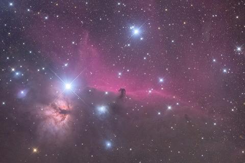 M76&馬頭星雲-3-2-3