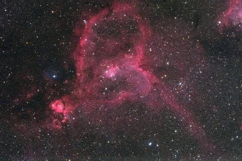 ハート星雲 2-2-3