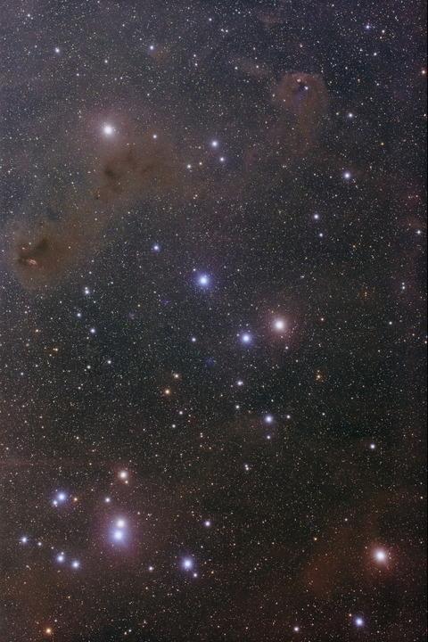 ヒアデスの分子雲-36-01-2