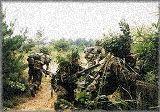 ヤード義勇軍を迎撃する国家防衛総軍部隊