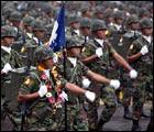 海外駐留統合軍の歩兵部隊