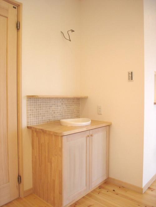 2階ホール洗面2