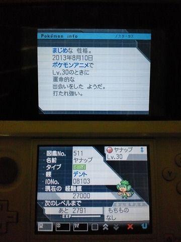 ポケモン,BW2,乱数調整,対戦動画