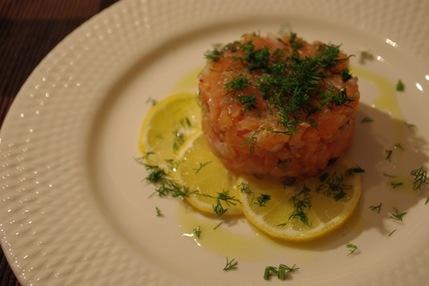 2010.06.01 salmon tartare