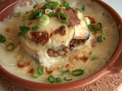 japanese mousaka