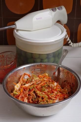 2020.10.17 kimchi