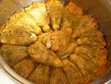 cooked anthi gemisti