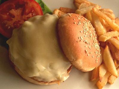 2009.02.03 green chile cheeseburger