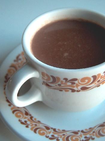2009.02.24 mastiha hot chocolate