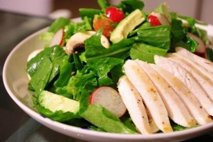 2012.03.03 salad