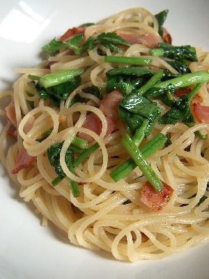 pasta with cardamo