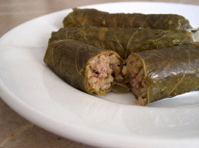 dolmades with bulgur2