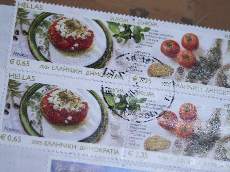 dakos stamps