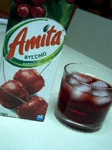 sour cherry drink