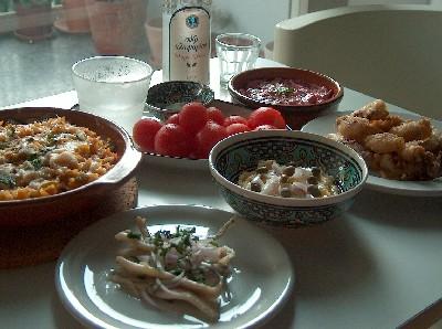 2007.08.17 dinner1