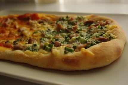 2009.05.31 pizza