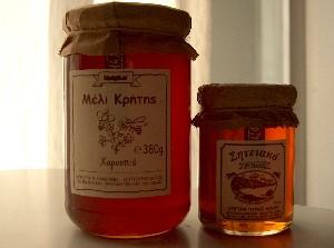 carob honey