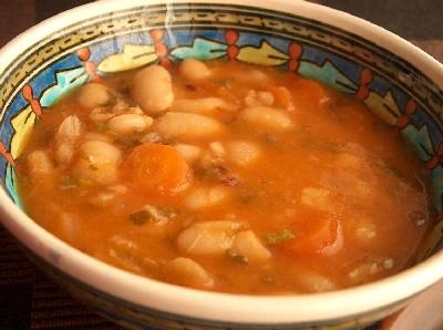 2009.04.17 bean soup