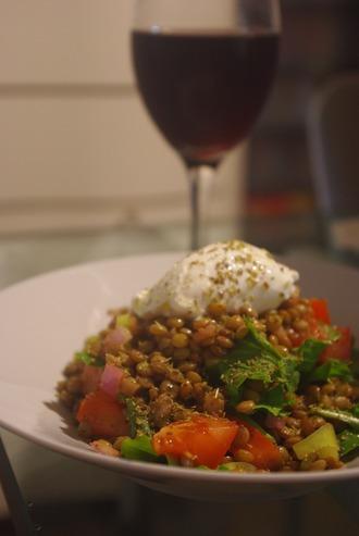 2016.01.30 lentil salad