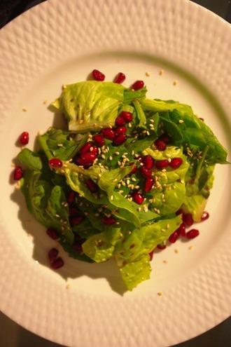 2012.12.25 salad