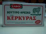 sheep's milk butter
