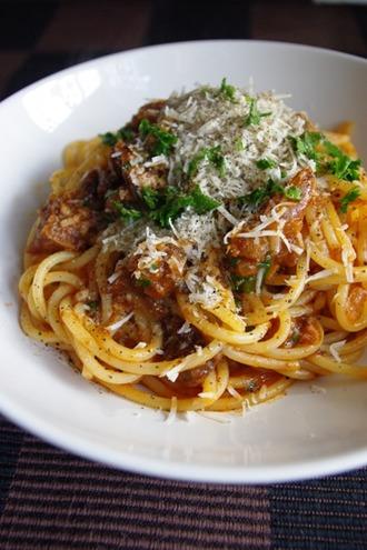 2011.11.09 pasta with kavourmas