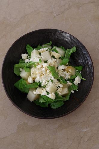 2020.10.20 salad