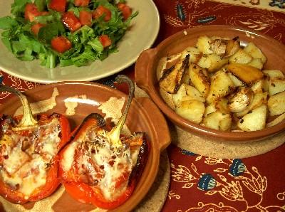 2008.12.09 dinner