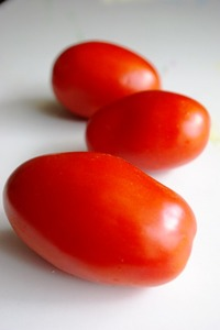 2010.08.10 plum tomatoes