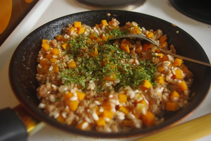 2014.09.26 gemista with minced veal & butternut squash3