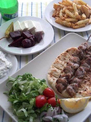 souvlaki lunch1