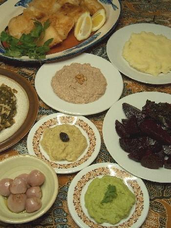 2009.03.25 dinner