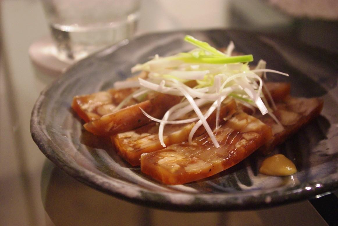 足 料理 豚