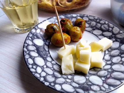 2020.10.28 olive kimchi