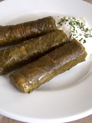 dolmades with bulgur1