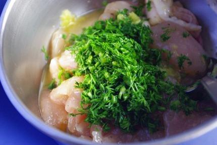 2010.12.03 dill&lemon fried chicken1