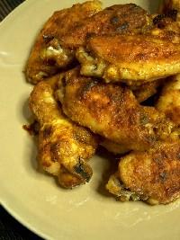 2009.01.26 chicken wings