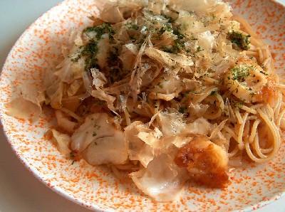 yakisoba spaghetti