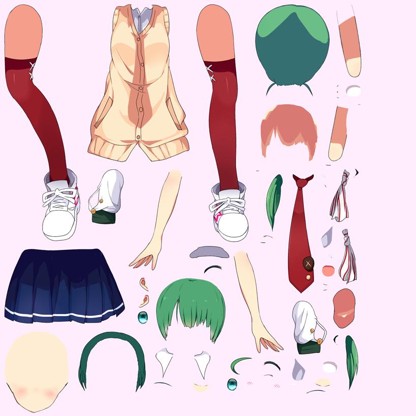 tsumiki_texture