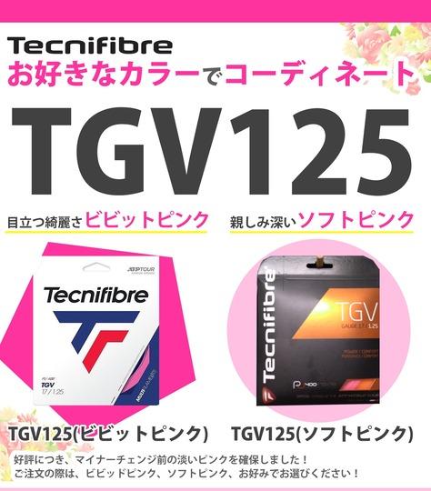 tgv125 HP