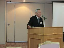 大阪で講演