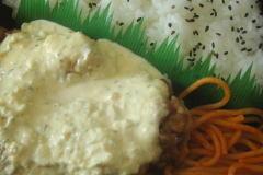 タルタルソースのチキン南蛮弁当