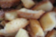 カリカリトースト シュガーバター味の中身