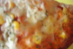 チーズ&ジューシートマトピザ