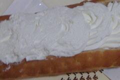 ホイップクリームデニッシュ