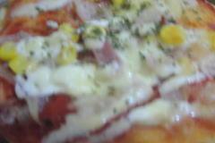 ジューシートマトピッツァ