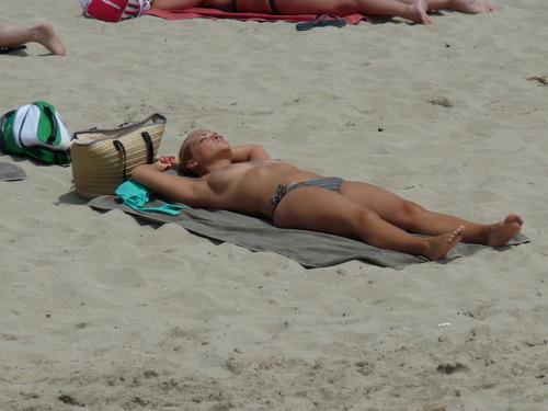 Ibiza Candid Voyeur Girl 1 - P1080261